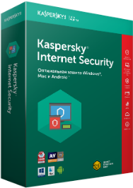 Kaspersky Internet Security (2 устройства, 1 год)